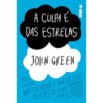 E-book A Culpa É Das Estrelas - John Green - Digital