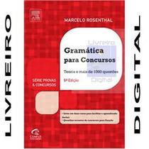 Gramática Para Concursos - Formato Digital