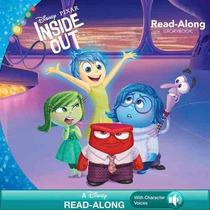 E-book Inside Out Read-along Storybook - De 6 Até 8 Anos