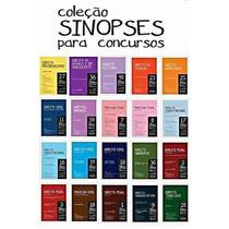 Coleção Sinopses Para - Concursos - Juspodivm (2014)
