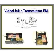 Vídeolink E Transmissores Fm Sem Segredos Material Comple