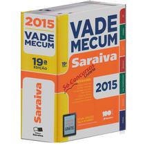 Vade Mecum 2015 - Saraiva 19ª Ed
