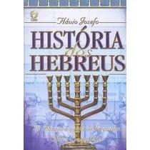Livro Digital - A História Dos Hebreus - Flávio Josefo
