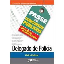 Ebook Delegado De Policia Civil E Federal - 1ª Ed