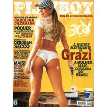 Revista Digital Playboy - Grazi Massafera Agosto 2005
