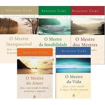 Box 03 - Coletânea Mestre 5 Livros - Augusto Cury