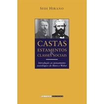 Ebook Castas Estamentos & Classes Sociais 3e Sedi Hirano