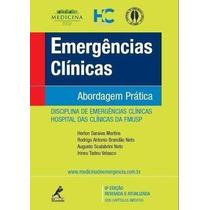 Livro Emergências Clínicas Abordagem Prática 8 Edição - Usp