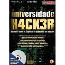 E-book Universidade Hacker Com 331 Páginas- Curso Completo