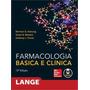 Ebook Farmacologia Basica E Clinica - 12a Ed - Lange