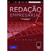 E-book Redação Empresarial 4ed - Miriam Gold