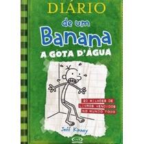 E-book Diário De Um Banana - A Gota Dágua - Vol 3