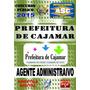 Apostila Prefeitura Cajamar Sp Assistente Administrativo