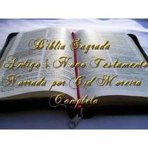 Bíblia Completa Narrado Por Cid Moreira 36 Cds - Em Mp3