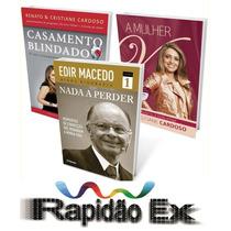 Kit Livros - Casamento Blindado + Nada A Perder + 1 Brinde