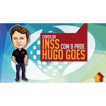 Curso Inss 2015 Atualizado Com Hugo Goes Casa Do Concurseiro