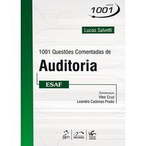 Ebook 1001 Questões Comentadas - Auditoria Esaf