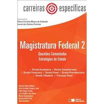 E-book Carr Especificas Magistratura Federal 2