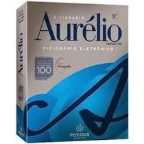 Mini Dicionário Aurélio (v.5.12) Produto Original