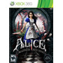 Alice: Madness Returns Game X360