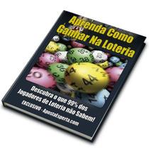 Livro Digital Como Ganhar Na Loteria Completo
