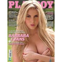 Revista Digital Playboy - Bárbara Evans Dezembro 2011