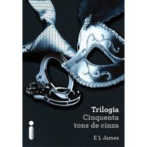 Trilogia 50 Tons De Cinza - Livros Narrados / Audiobooks