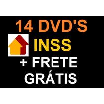 Curso Inss 2015 Técnico 8 Dvd
