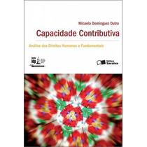 E-book Capacidade Contributiva - 1a Ed - Micaela