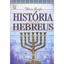 Livro Digital A História Dos Hebreus Flávio Josefo