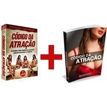 Codigo Da Atração 1 & 2 Original - Frete Grátis