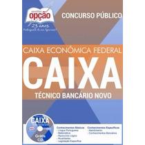 Apostila Técnico Bancário Caixa Econômica Concurso 2016