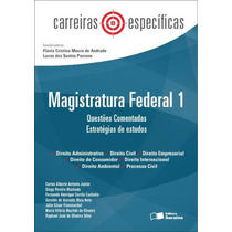 Ebook Carreiras Específicas - Magistratura Federal 1