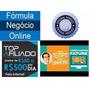 Curso Fórmula Negócio Online + Fature 10k + Top Afiliado