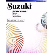Violino - Método Suzuki Completo 1, 2, 3 - Original ® Ebook