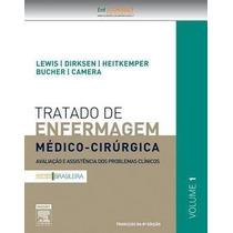 Ebook Tratado De Enfermagem Medico-cirurgica - Vol 1