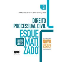 Direito Processual Civil Esquematizado 5ª Ed. 2015 Pdf+brind