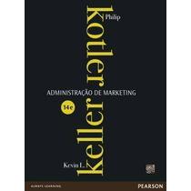 E-book Administração De Marketing 14e - Kotler & Keller