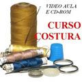 Corte E Costura Em Dvd Video + Grande Livro Da Costura Em Cd