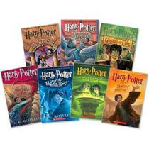 Harry Potter Coleção Completa, Ingles E Portugues (pdf/epub)