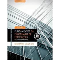 Ebook Fundamentos Da Engenharia De Edificações 5a Ed Materi