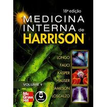 Medicina Interna De Harrison 18ª Ed. - 4 Volumes - Ebook