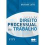 Curso De Direito Processual Do Trabalho 2015 - Epub
