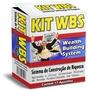 O Famoso Kit Wbs De Construção De Riqueza.