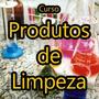 Curso De Fabricação De Produtos De Limpeza+brindes+frete Gts