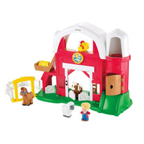 Fazendinha Animais E Sons Little People Fisher Price