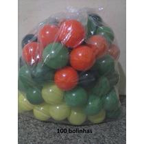 Saco De Bolinhas C/ 100, 500, 1000 Ou + Direto Da Fabrica