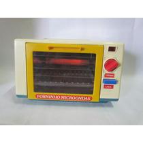 Brinquedo Forninho Microondas - Glasslite