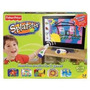 Fisher Price Splatster Arte Criativa Na Tv Nao Gravida