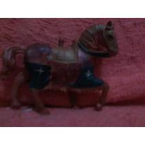 Antigo Cavalo Torneio Cavaleiros Medievais